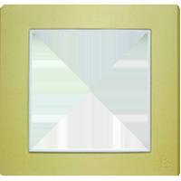 Рамка B.3 (золото/полярная белизна)