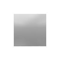Клавиша Unica Studio Color (алюминий)