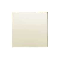 Клавиша B.7 Glass (пластик кремовый (белый с блеском))