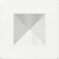 Рамка Unica Studio Color (белый/белый)