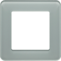 Рамка Q.7 (стекло полярная белизна)