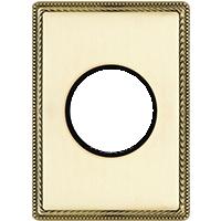Рамка Venezia Metal (золото)
