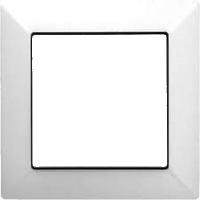 Рамка ECO profi (белый)