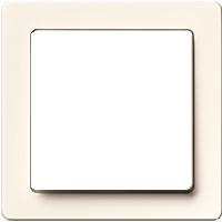 Рамка Q.1 (кремовый, с эффектом бархата)