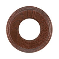 Рамка Восьмерка (дуб коричневый)