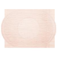Рамка Овал (дуб не крашенный)