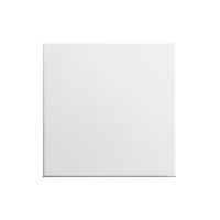 Клавиша E3 Soft Touch (пластик белый матовый)
