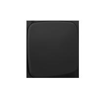 Клавиша Valena Allure (матовый чорный)