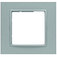 Рамка B.7 (пластик под алюминий)