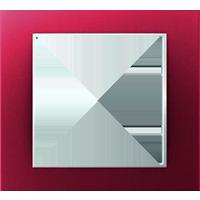 Рамка B.3 (красный/полярная белизна)