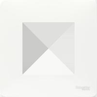 Рамка Unica Studio (белый)