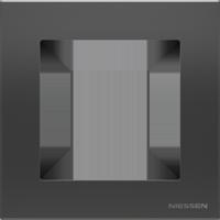 Рамка Sky Niessen (чёрный бархат)