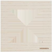 Рамка Sky Niessen (белый ясень)