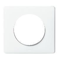 Рамка Celiane Классика (белый глянец)