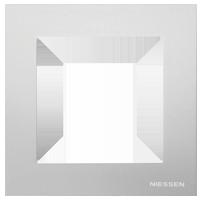 Рамка Sky Niessen (серебряный)