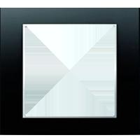 Рамка B.3 (черный/полярная белизна)