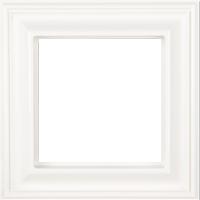 Рамка ECO Profi Deco (белый)
