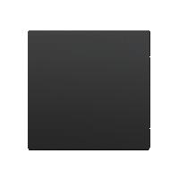 Клавиша ECO profi (пластик антрацит)