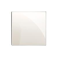 Клавиша B.7 Glass (пластик белый глянцевый)