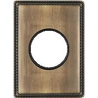 Рамка Venezia Metal (бронза)