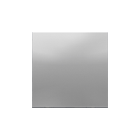Клавиша Unica Studio (алюминий)