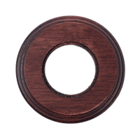 Рамка Восьмерка (вишня)