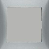 Рамка S.1 (пластик под алюминий)