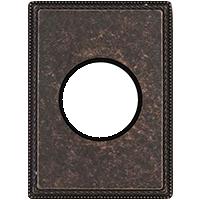 Рамка Venezia Metal (медь)