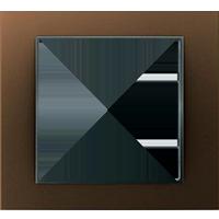 Рамка B.3 (коричневый/антрацит)