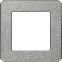 Рамка Q.7 (нержавеющая сталь)