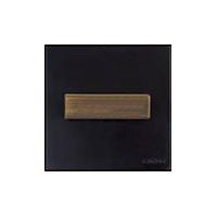 Клавиша F 37 (бронза / коричневый)