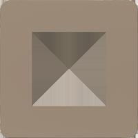 Рамка Unica Studio Color (песочный/бежевый)