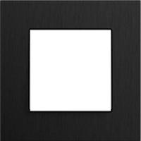 Рамка Esprit (алюминий черный)