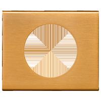 Рамка Celiane Металл (золото)