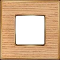 Рамка Vintage Wood (дуб/блестящее золото)