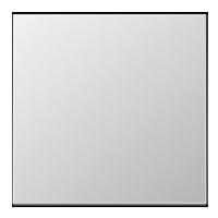 Клавиша LS 990 (алюминий)
