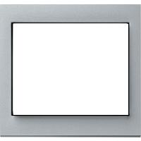 Рамка K.1 (пластик под алюминий)