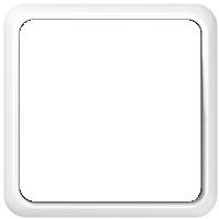 Рамка CD 500 (белый)