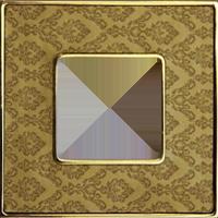 Рамка Vintage Tapestry (decorgold/блестящее золото)