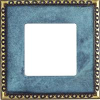 Рамка Toledo (verde oxido)