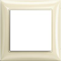 Рамка Basic 55 (слоновая кость)