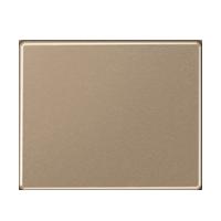 Клавиша SL 500 (пластик золотая бронза)