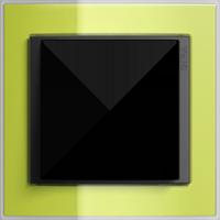 Рамка Event Clear (пластик прозрачный зеленый-антрацит)