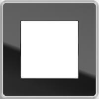 Рамка Esprit (стекло черное glass c)