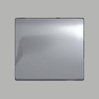 Клавиша Glossa (алюминий)