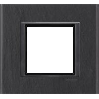 Рамка Unica Class (черный камень иберийский сланец)