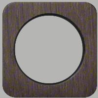 Рамка R1 (дерево/черный)