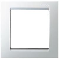 Рамка Simon 15 (белый)