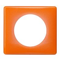 Рамка Celiane Классика (оранжевый муар)