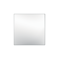 Клавиша Unica Хамелеон (пластик белый)